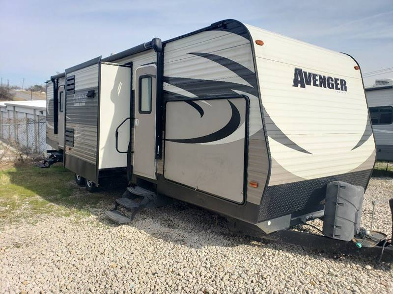 2016 Forest River Avenger 32FBI  - White Settlement TX
