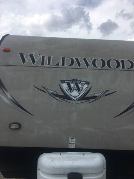 2014 Forest River Wildwood 31BKIS  - White Settlement TX