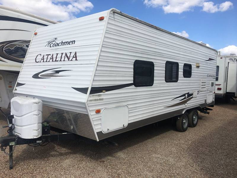2011 Coachmen Catalina 22fb In White Settlement Tx