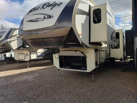 2016 Forest River Blue Ridge  3720 for sale in White Settlement, TX