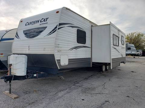 2015 Forest River Canyon Cat 27RBSC  for sale in White Settlement, TX