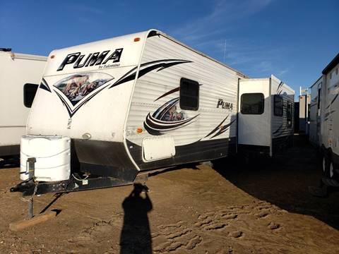 2015 Palomino Puma 30rks For Sale In White Settlement Tx