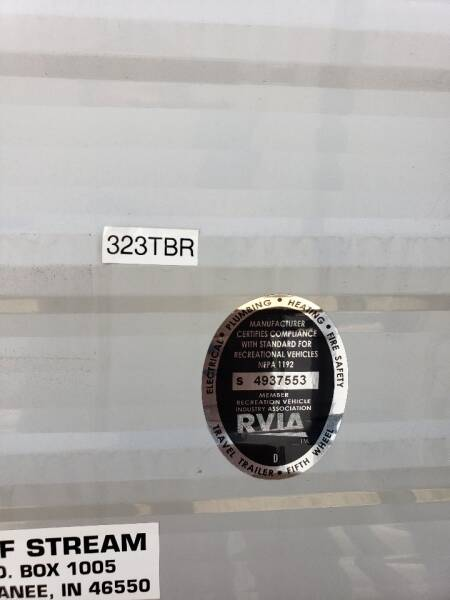 2019 Gulf Stream Trailmaster 323TBR (image 5)