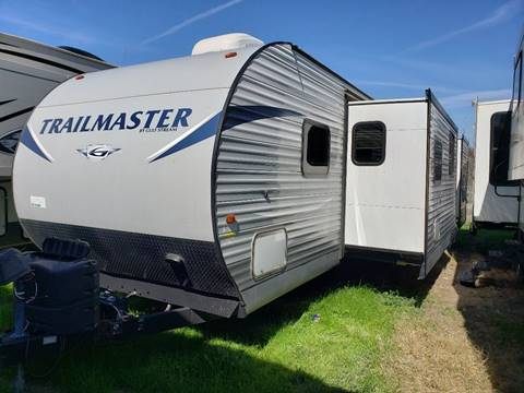 2019 Gulf Stream Trailmaster 323TBR for sale at Ultimate RV in White Settlement TX
