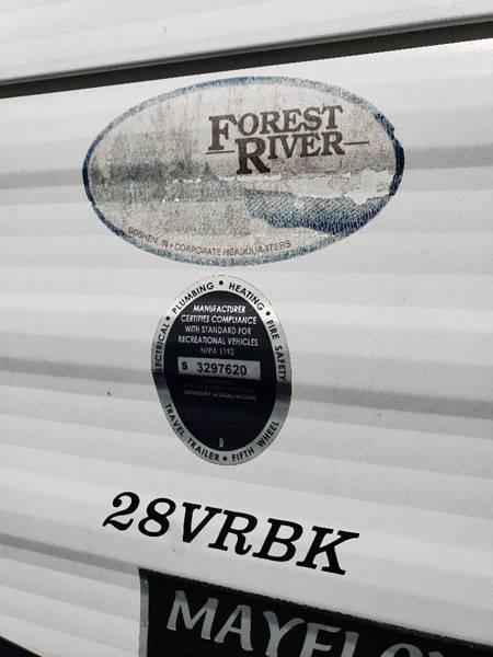 2014 Forest River V-cross 28VRBK (image 5)