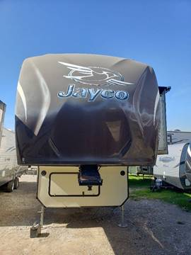 2014 Jayco Jayco 351RSTS for sale at Ultimate RV in White Settlement TX