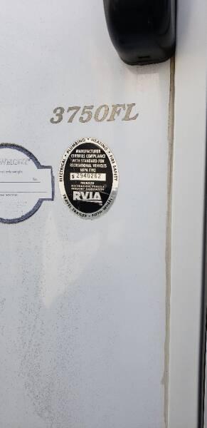 2012 Dutchmen infinity 3750RL   - White Settlement TX