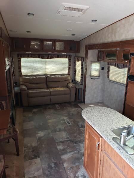 2015 crosroads  Crusier 305RS   - White Settlement TX