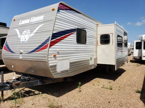 2013 Heartland longhorn 320QB for sale at Ultimate RV in White Settlement TX