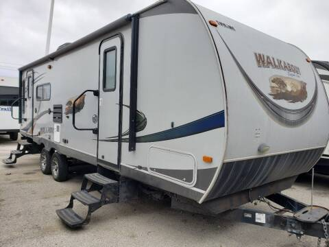 2013 homette  walkabout 26SS for sale at Ultimate RV in White Settlement TX