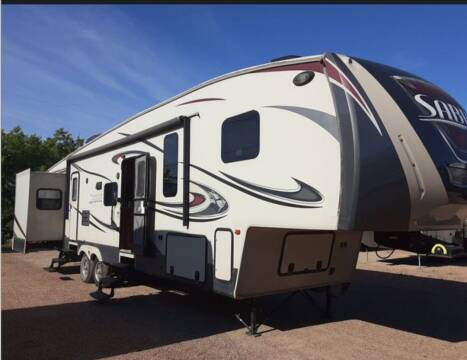 2014 Palomino sabre for sale at Ultimate RV in White Settlement TX