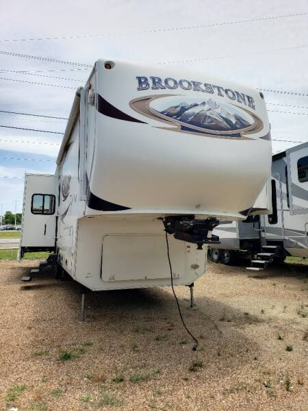 2012 Forest River brookstone  - White Settlement TX