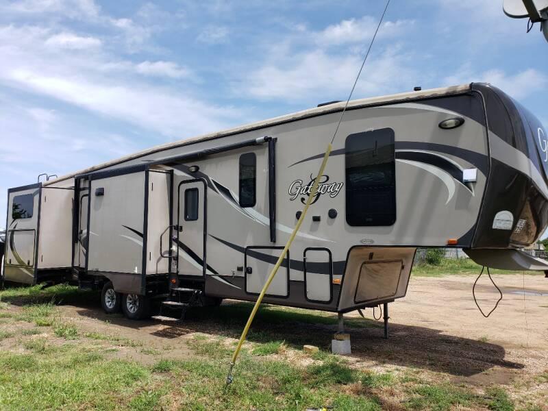 2015 Heartland Gateway 3650bh   - White Settlement TX