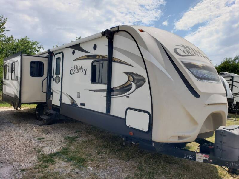 2016 Crossroads Hill country 32RE   - White Settlement TX