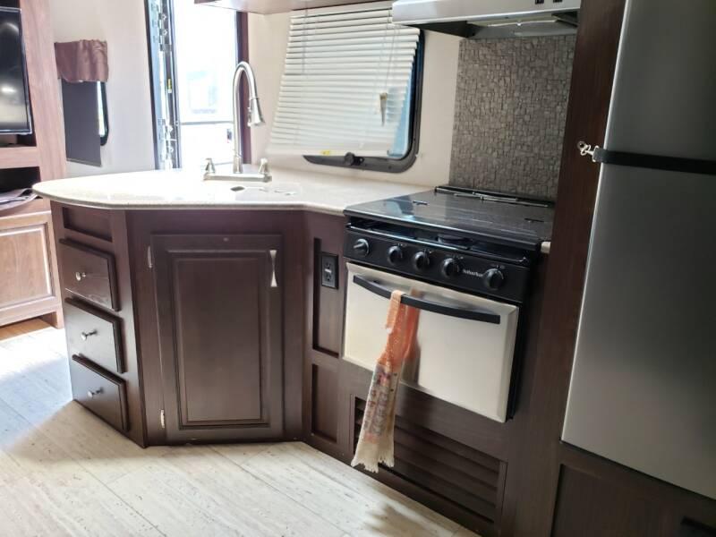 2018 Forest River Solarie 317BHSK   - White Settlement TX