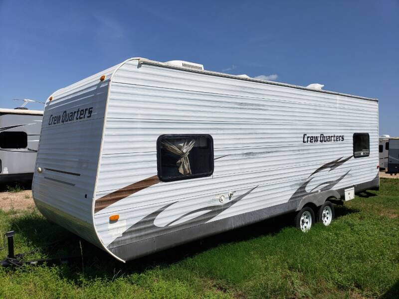2010 Forest River Crew Quaters T242  - White Settlement TX