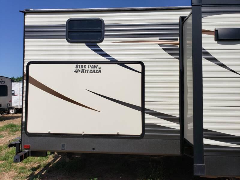 2017 Forest River Puma 32DBks   - White Settlement TX