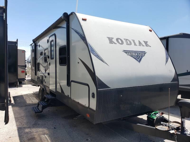2017 Keystone Kodiak 243bhsl   - White Settlement TX