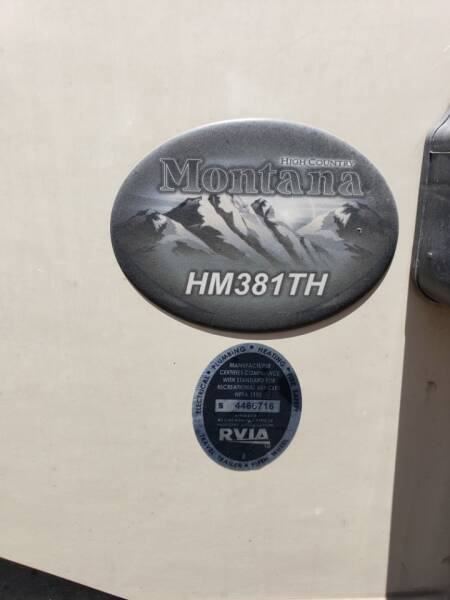 2017 Keystone Montana high country HM381th  - White Settlement TX
