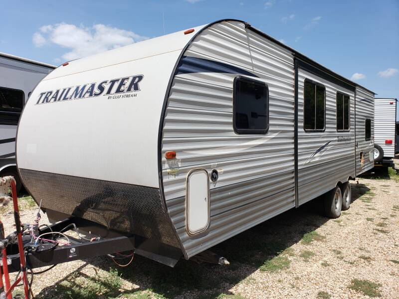2018 Gulf Stream Trailmaster 274qb  - White Settlement TX