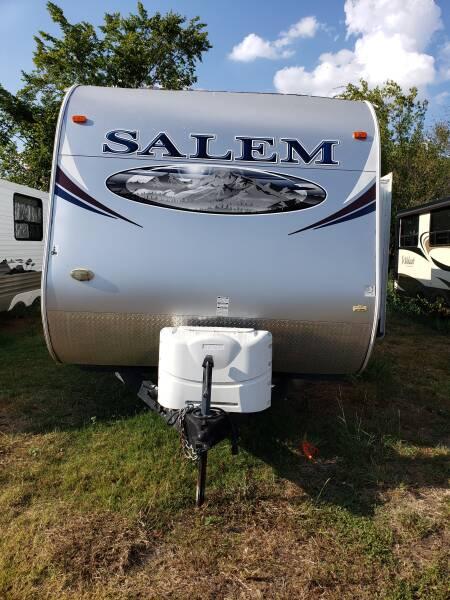 2013 Forest River Salem 27DBUD  - White Settlement TX