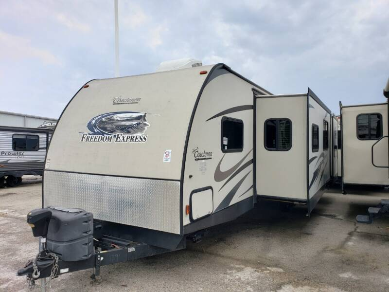 2015 Forest River Freedom liberty 312bhds   - White Settlement TX