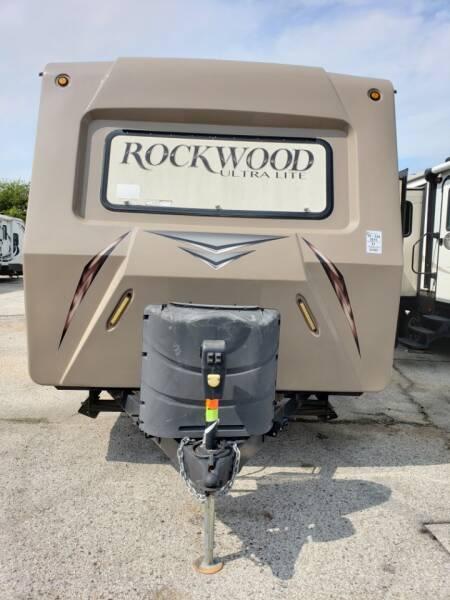 2016 Forest River Rockwood 2607a   - White Settlement TX