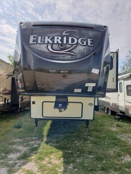 2016 Heartland elkridge 39MBHS  - White Settlement TX