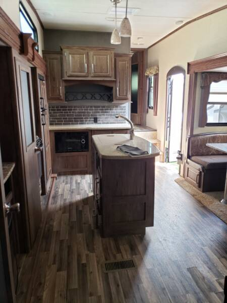 2015 Keystone cougar 336bhs   - White Settlement TX