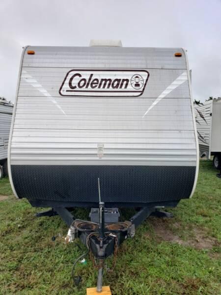 2014 Dutchmen Coleman cts330rl  - White Settlement TX
