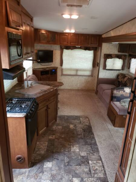 2012 Forest River Chaparral 268rle  - White Settlement TX