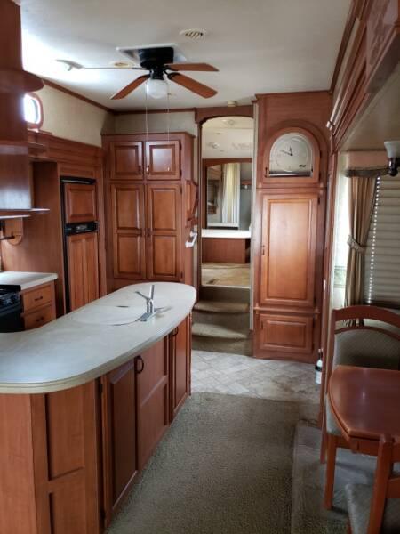 2008 Jayco designer 34rlqs  - White Settlement TX