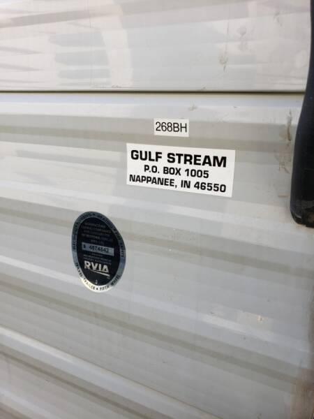 2018 Gulf Stream Conquest 268bh  - White Settlement TX