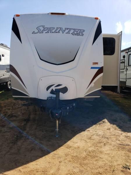 2014 Keystone Sprinter 300kbs   - White Settlement TX
