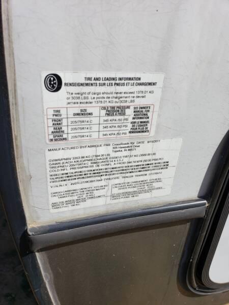 2012 Crossroads Sling shot  27  - White Settlement TX