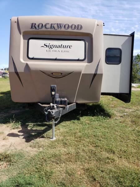 2017 Forest River Rockwood 8329ss  - White Settlement TX