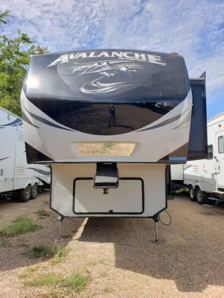 2016 Keystone Avalanch 361tg  - White Settlement TX