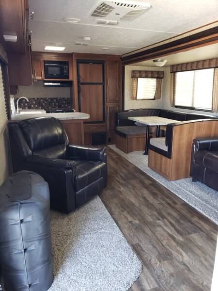 2017 Forest River Avenger 28rks  - White Settlement TX