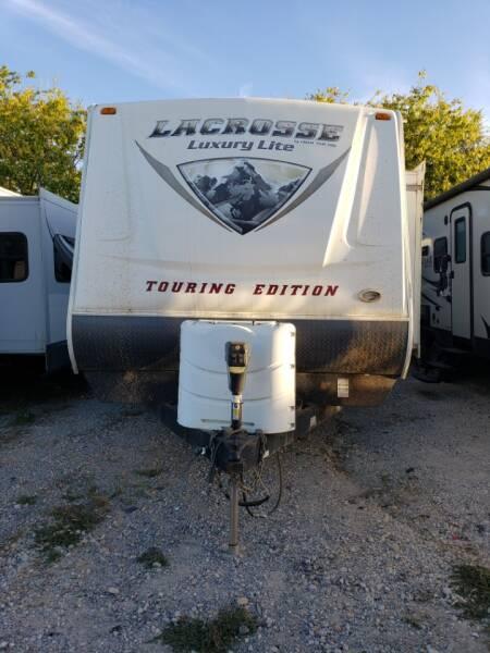 2012 Forest River Lacrosse 308res  - White Settlement TX
