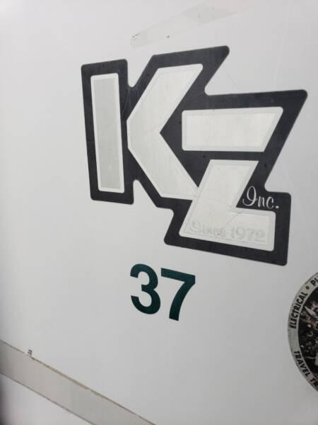 2005 Kz New vision sportster 37  - White Settlement TX