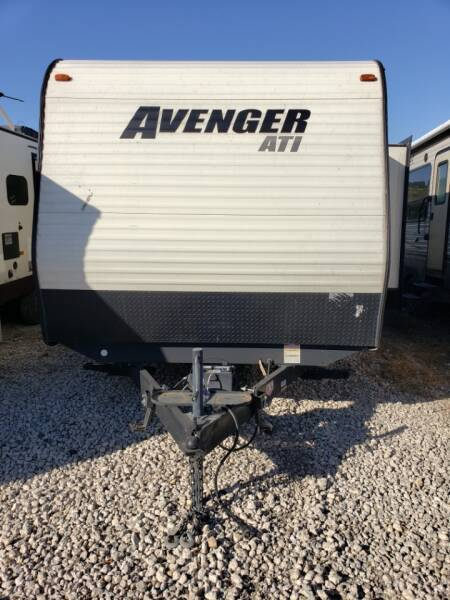 2016 Forest River Avenger 27BBS  - White Settlement TX