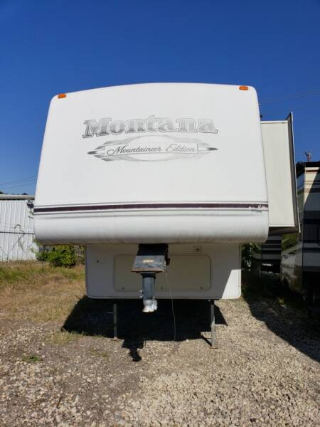 2006 Forest River Montana 329rlt   - White Settlement TX