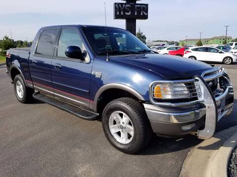 2002 Ford F-150 for sale in Faribault, MN