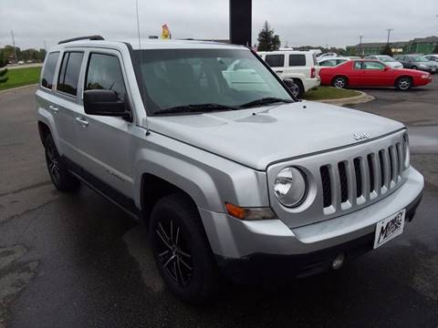 2011 Jeep Patriot for sale in Faribault, MN