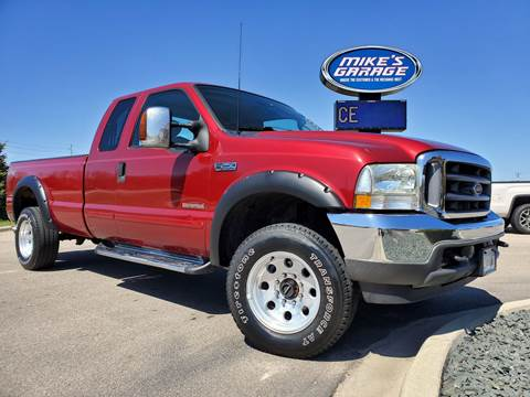 2003 Ford F-250 Super Duty for sale in Faribault, MN
