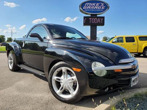 2004 Chevrolet SSR for sale in Faribault, MN