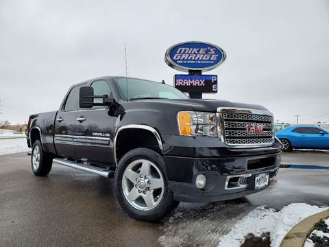 2011 GMC Sierra 2500HD for sale in Faribault, MN