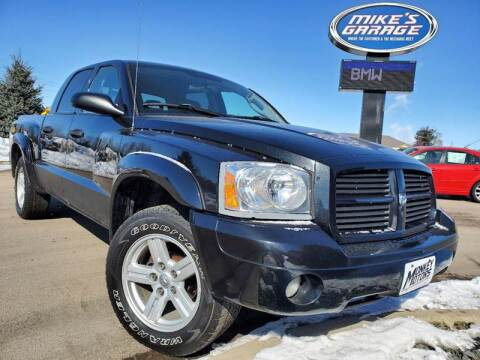 2007 Dodge Dakota for sale at Monkey Motors in Faribault MN