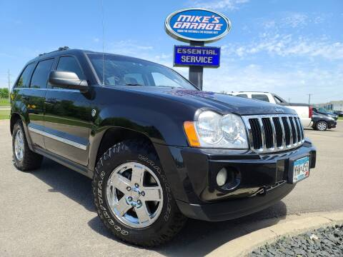2005 Jeep Grand Cherokee for sale at Monkey Motors in Faribault MN
