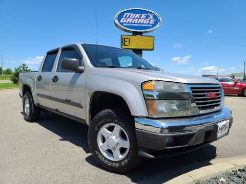 2006 GMC Canyon for sale at Monkey Motors in Faribault MN